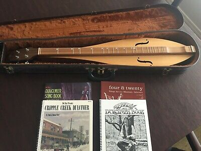 Mc Spadden Mountain Dulcimer Model FT34S used in excellent condition