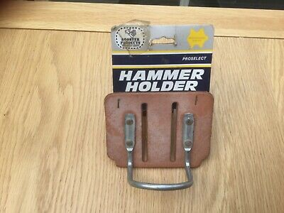 Hammer Holder Leather and metal