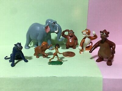 Marx Disneykins Walt Disney Jungle Book miniature plastic character figures