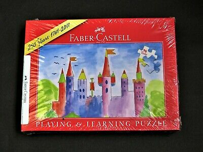 Faber Castell Playing and Learning Puzzle
