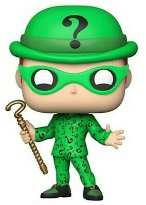 Batman Forever - Riddler - Funko Pop! Heroes: (2020, Toy NUEVO)