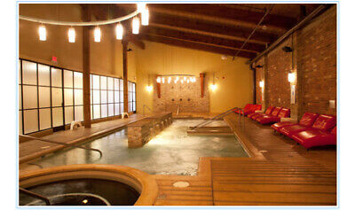 Body Blitz Spa in Toronto - 2 Passes to the Therapeutic Waters for Two Women