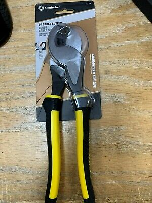 """Southwire 9"""" Cable Cutters CCP9  Free Shipping"""