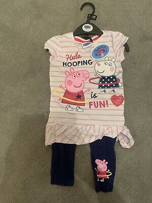 Peppa Pig Outfit 18-23 Months