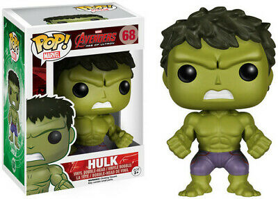 Funko Pop! Marvel: Avengers 2 - Hulk - Funko Pop Marvel (2015, Toy NUEVO)