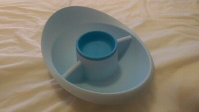 Baby Blue Mothercare Top And Tail Bowl