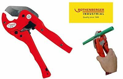 Rothenberger Industrial 36012 Premium plastic pipe shear