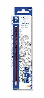 Staedtler Tradition 110-3H Pencil 3H (Box of 12) Pack 12