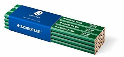 STAEDTLER 148 50 Hard Carpenters Pencil, 6H, Pack of 12 6H