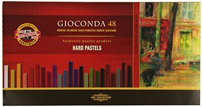 KOH-I-NOOR GIOCONDA 8116 Artist's Hard Pastels (Pack of 48) 48