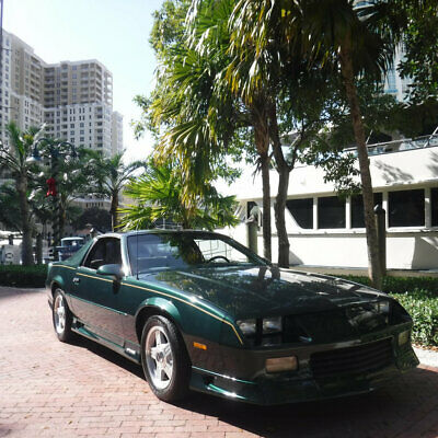 1992 Chevrolet Camaro 25TH Anniversary Edition RS Owner 1992 Camaro RS Heritage Edition 25TH Anniversary V8 T-Tops Low Miles