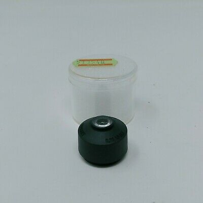 Leitz Leica Microscope Condenser Top Lens 0.92 AS S1.1 Part No. 513548