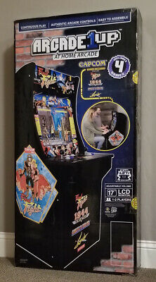 Final Fight Arcade1up Machine NEW IN BOX