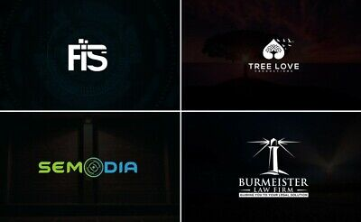 CUSTOM Logo Design For Business + Apparel, 48 Hour Delivery UNLIMITED Revisions!