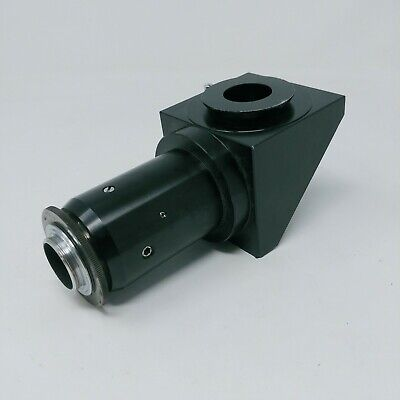 Olympus Microscope DSU-CAD C-Mount Adapter Part for Disk Scanning Unit