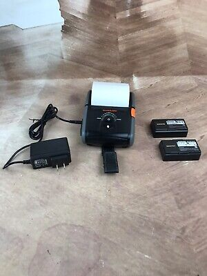 Bixolon SPP-R300  p/n SPP-R300IK/USA Mobile printer with charger 2 extra battery