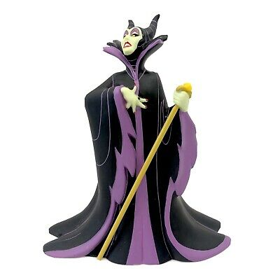 "Maleficent - Sleeping Beauty 6"" Ceramic Figure - Hard To Find"