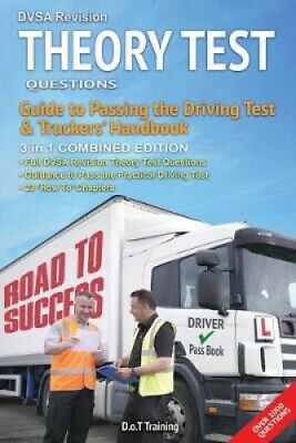 DVSA revision theory test questions, guide to passing the driving test and