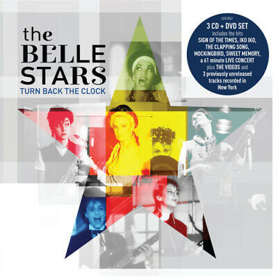 Turn Back the Clock by The Belle Stars.