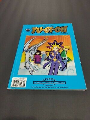 Yu-Gi-Oh Beckett Collectors Edition Magazine Holo Cover Vol1 Issue 3 2002/03