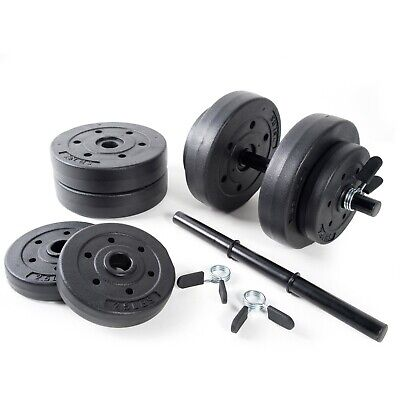 Golds Gym Vinyl 40 lb Adjustable Weight Set - Brand New-Free Fast Shipping!