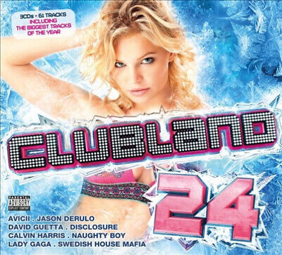 Clubland 24 by Various Artists.