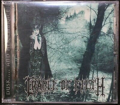 Cradle Of Filth – Dusk And Her Embrace  - New Sealed CD (C1255)