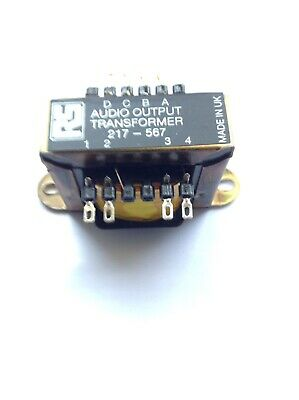 RS Multi-tapped Output Matching 3.5W AF Transformer