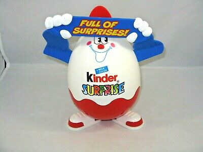 Kinder Surprise Egg Container – Empty