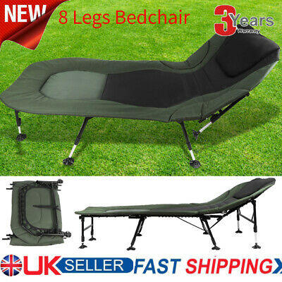 CARPON LOUNGER 8 BEIN Classic Luxury Bedchair Carp Bed