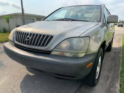 2000 Lexus RX Base 4dr SUV 2000 Lexus RX 300 Base 4dr SUV Leather Sunroof Florida Owned Drives Great! L@@K