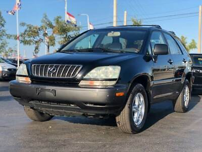 2003 Lexus RX Base Fwd 4dr SUV 2003 Lexus RX 300 Base Fwd 4dr SUV Leather Sunroof Florida Owned Cold A/C L@@K!