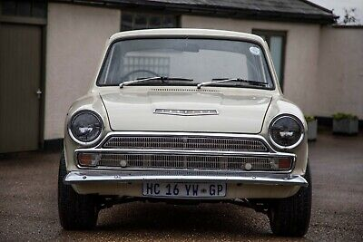 Ford Cortina Mk1 1966 - Beautiful And Rust Free