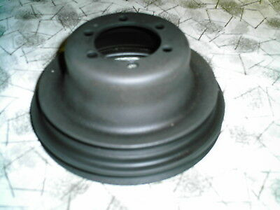 Mopar 361-440 or 318-360, 2 Groove Crank Pulley