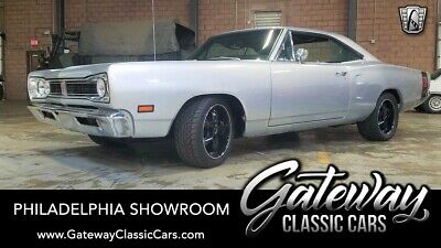 1969 Dodge Coronet 500 ilver 1969 Dodge Coronet  383 CI V8 3 Speed Automatic Available Now!