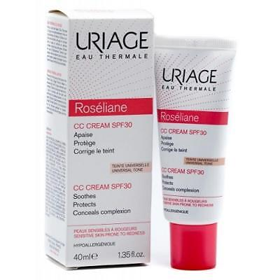 Uriage Roseliane CC Cream Anti-Rossore  SPF30 40ml
