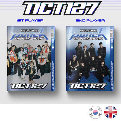 [NEW+SEALED] NCT 127 - Neo Zone: The Final Round Repackage Album Kpop K-pop UK