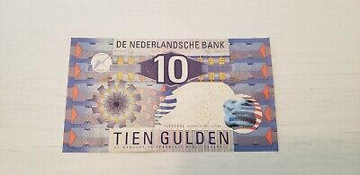 Netherlands 10 gulden 1997 SPECIMEN, Paper Money Bank Note Currency