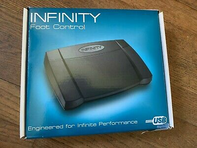 Infinity IN-USB-2 USB Digital Foot Control