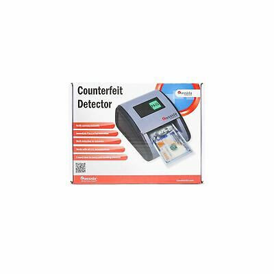 NOB Cassida Automatic Counterfeit Detector in Gray - Plastic - Small Footprint