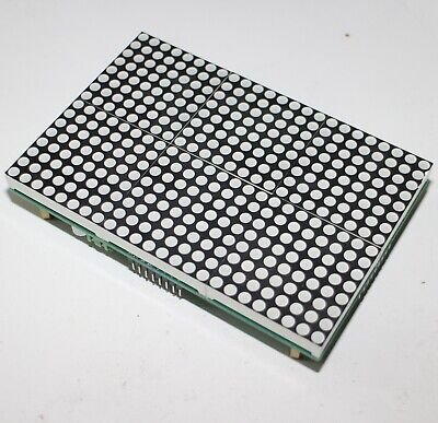 LED Matrix Module based on the HT1632C with 16x24 Dot Resolution