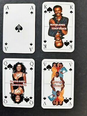 playing cards vintage - Lollipop records