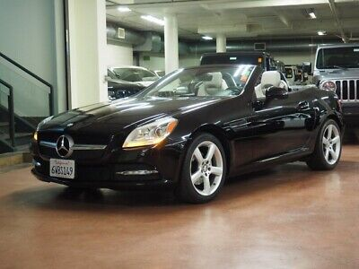 2012 Mercedes-Benz SLK-Class SLK 250 2012 Mercedes-Benz SLK, Black with 29,587 Miles available now!