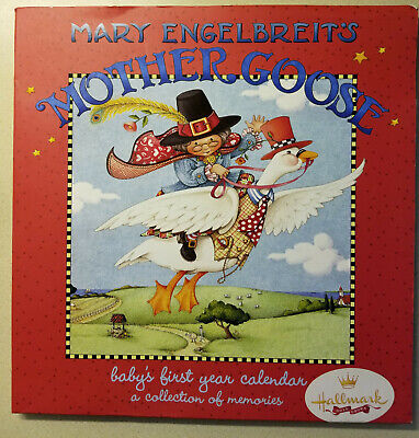 "Mary Engelbreit Baby's First Photo Book NIB 4""X6"" Photos"