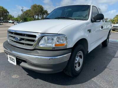 2002 Ford F-150 XL 4dr SuperCab 2WD Styleside LB 2002 Ford F-150 XL 4dr SuperCab One Owner Only 95K Miles Florida Owned WOW!!L@@K