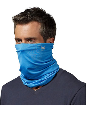 Mission Cooling Neck Gaiter 12+ Ways To Wears,  UPF 50, Cools when Wet