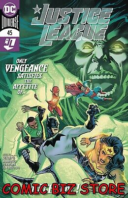 Justice League #45 (2020) 1St Printing  Main Cover Dc Comics