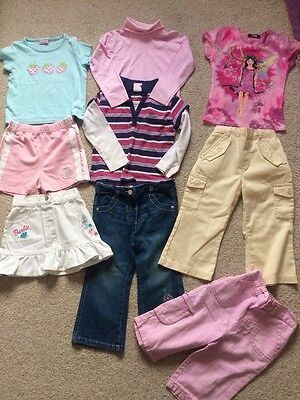 Great Girls Clothes Bundle Skirts Tops Shorts Age 18-23 mths / 2  Yrs