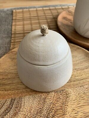 Handmade Trinket Pot With Lid One Piece Anthropologie Style