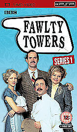 Fawlty Towers - Series 1 - Complete (UMD, 2006)